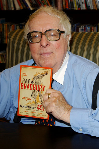 Remembering Ray Bradbury: Author, Dreamer, and Champion of Free Speech