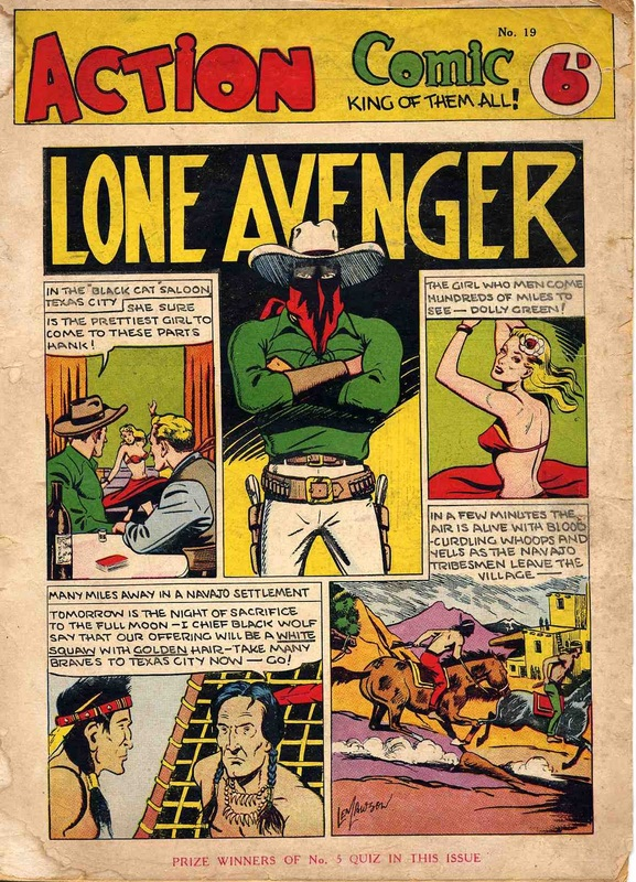 The Sordid Tale of The Lone Avenger's Rise to Infamy